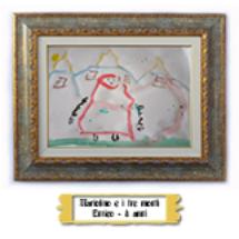 Enrico 4 anni - Mariolino e i tre monti